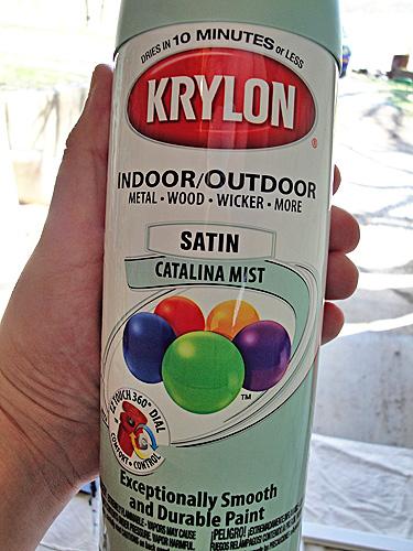 catalina mist spray paint