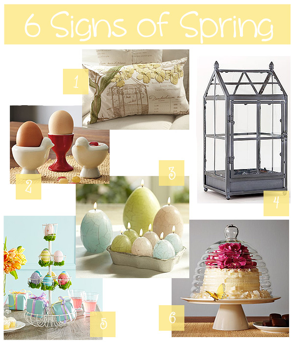 6 new items for your home this spring