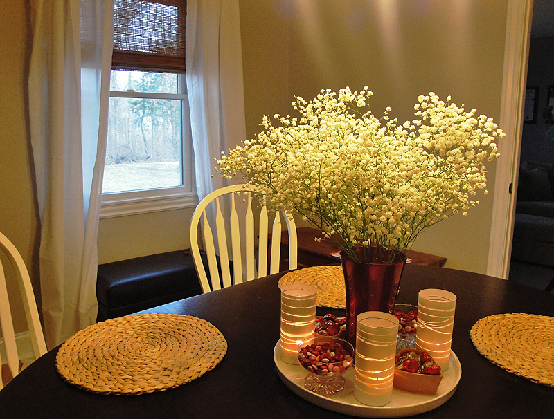 Dining Room Table Centerpieces Candles Dining Room Table
