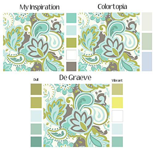 compare color generators