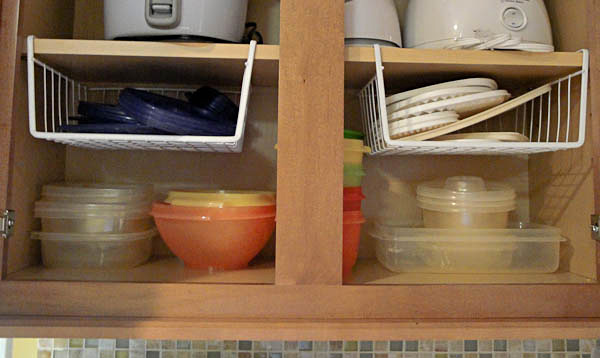 Inside Kitchen Cabinets