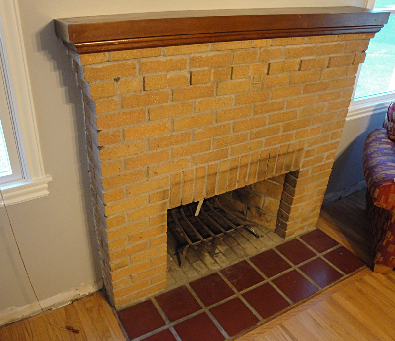 Planning a Fireplace Makeover | The Hyper House
