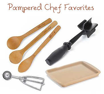 Pampered Chef Favorites
