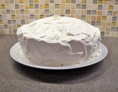 Jello poke cake