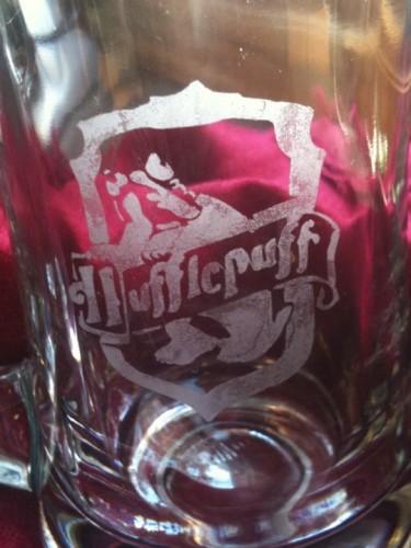 hufflepuff mug
