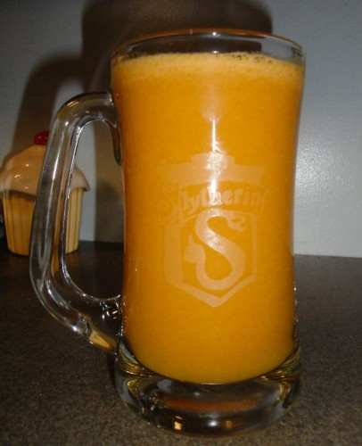 homemade pumpkin juice recipe