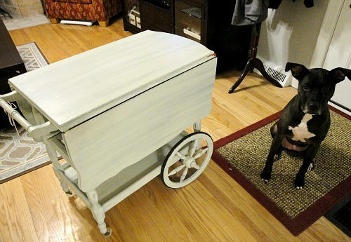 tea cart