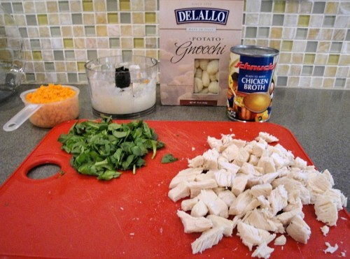 gnocchi soup ingredients