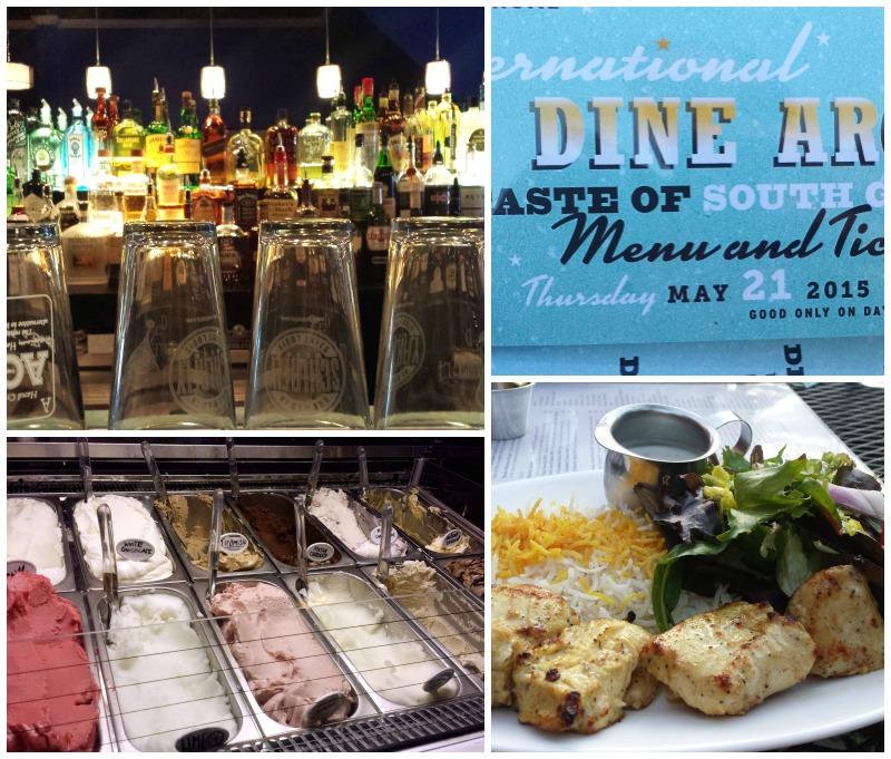 South Grand Dine Around