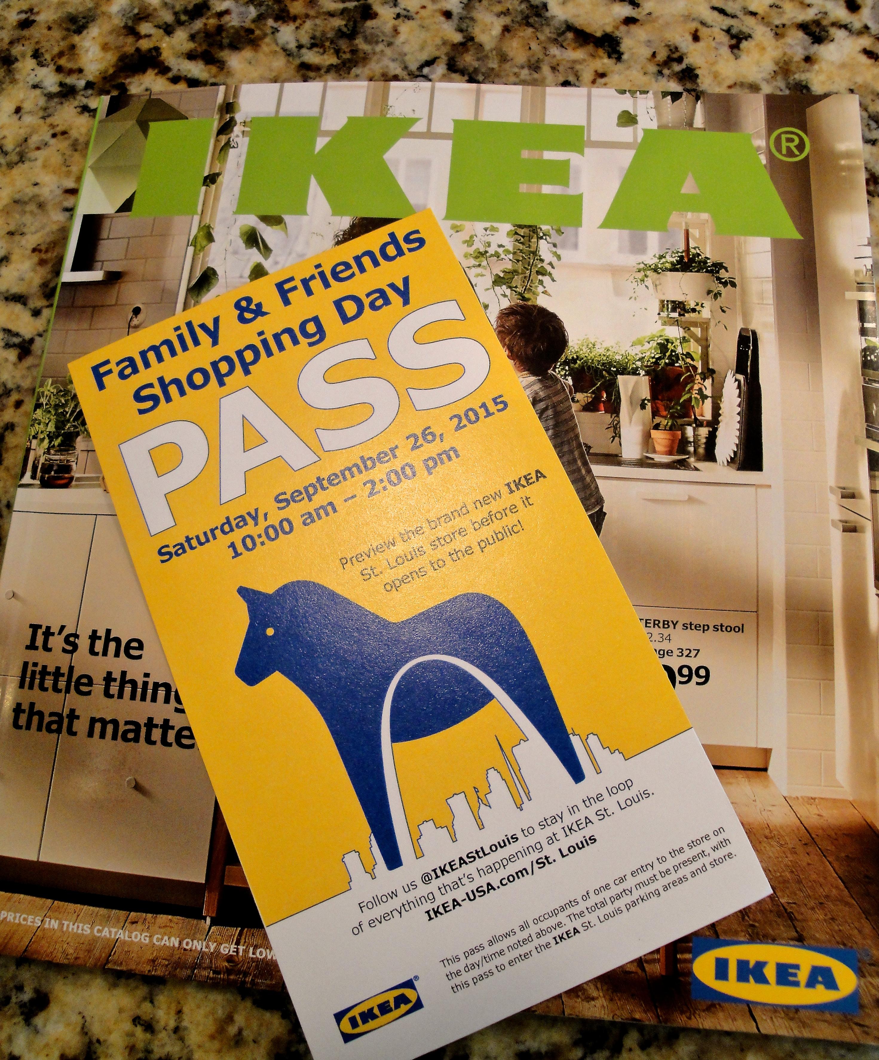 Ikea Has Arrived!
