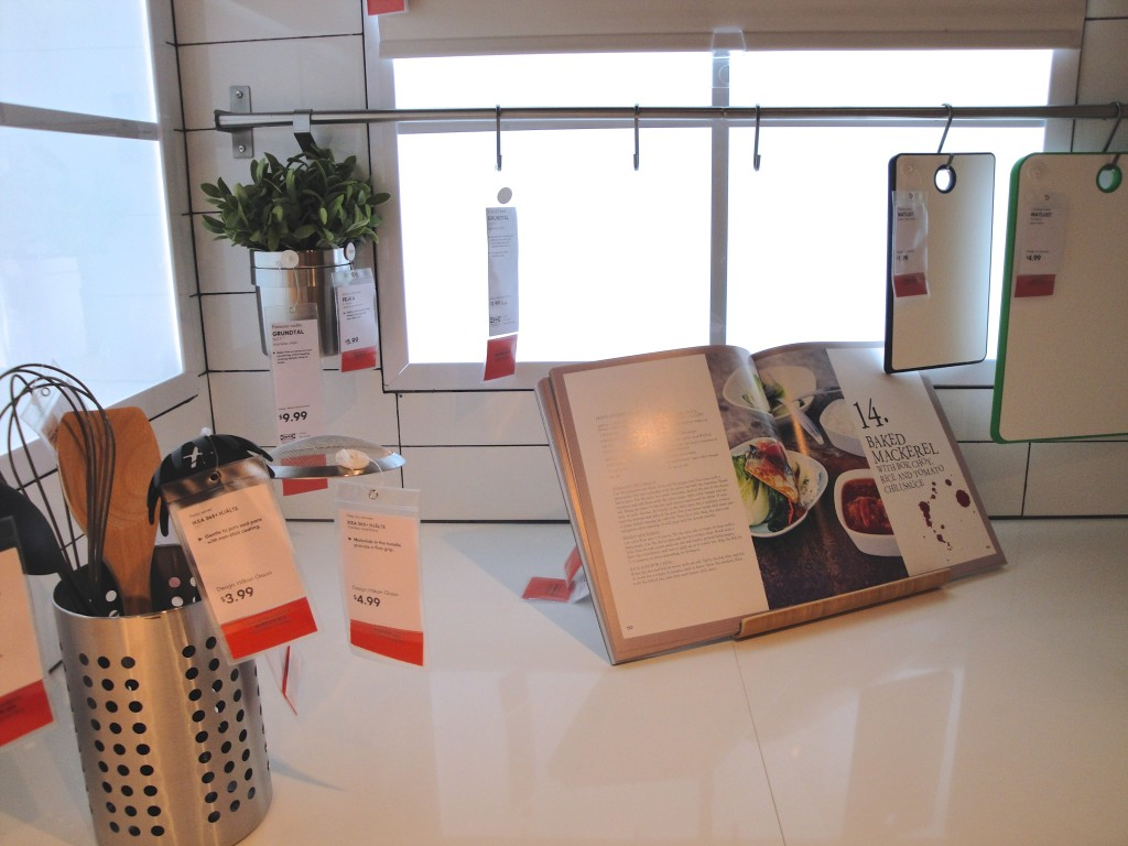 Ikea kitchen organizing
