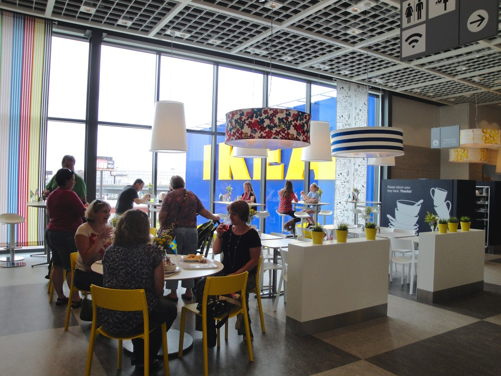 Ikea fod court