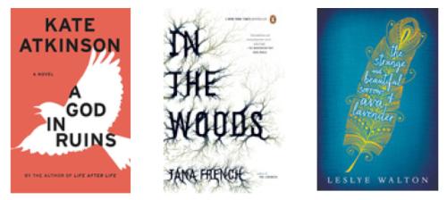 Top Books in 2015