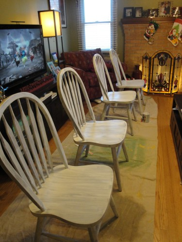 Priming chairs