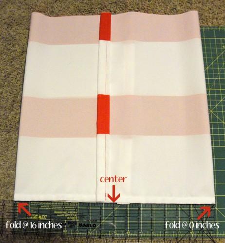 pillow folds