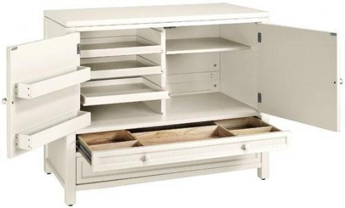 martha stewart storage cabinet