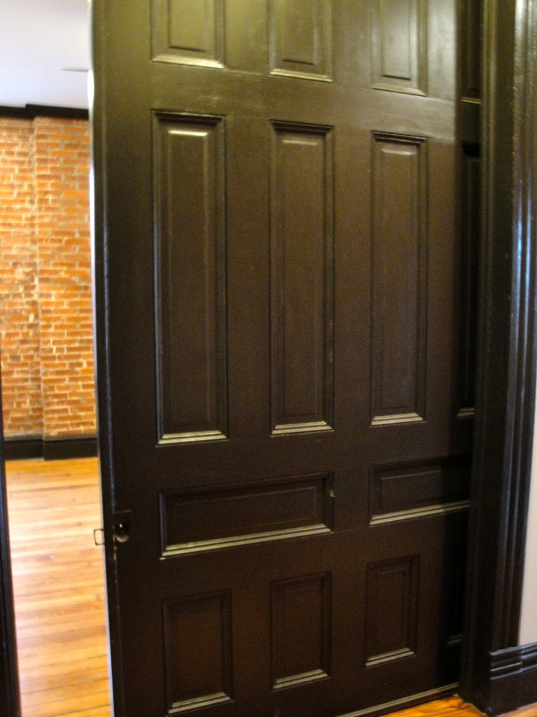 Guest Bedroom Door