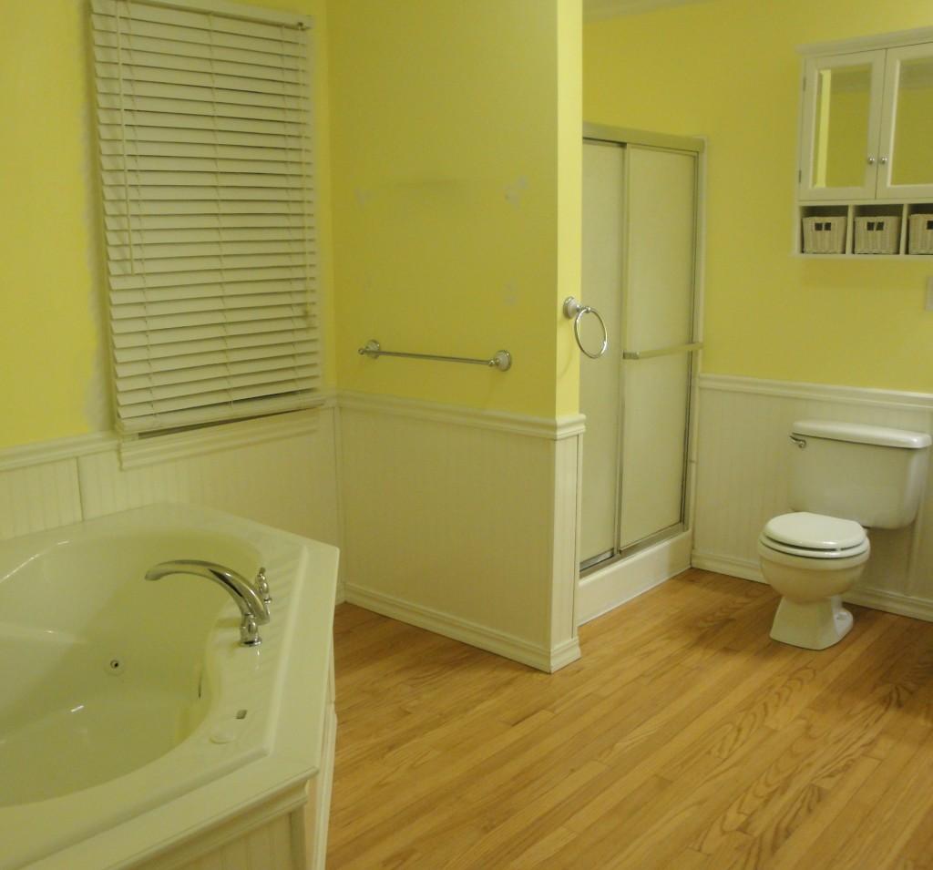 House 1 Bathroom After